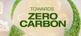 Proud to be approaching carbon neutrality